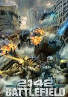 battlefield 2142 by ahbi