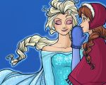 The Untold Story of the Daughters or Arendelle by khallion