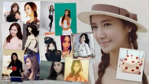 Happy Birthday to Girl's Generation Kwon Yuri! by Lissette8017