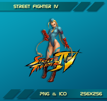 Street Fighter IV Dock Icon by Dohc-WP