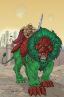 King Grayskull by Jukkart