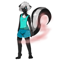 TT - Skunk Boi by Luxianne