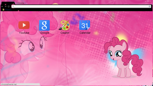 pinkie pie gc theme by BARELA