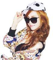 Jessica (SNSD) Render Png by classicluv