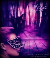 Magic Masquerade by NataliaAlejandra