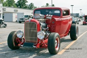 1932 Ford Hot Rod by StormPix