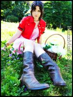 Simply Aerith by REQ-Flames