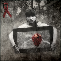Sidaction - AIDS by CartwAalbiel