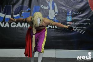 VGEA cosplay pic MGL 2011 by vega147