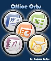 Office Orb Icons by AndrewBadger