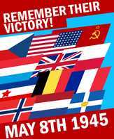 VE Day 2014 by Party9999999