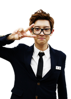 ChanYeol (EXO) PNG Render by MiHVVN