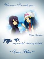 IkariShipping - Ever Blue by Suwamoto