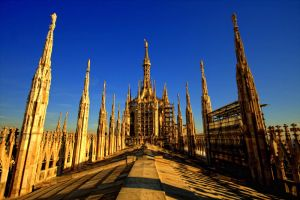Milano Duomo by bodrumsurf