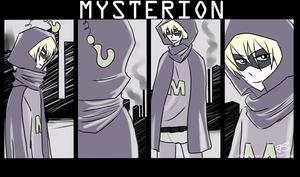 Mysterion by Timeless-Knight