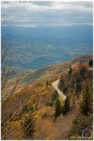 View from Waterrock Knob 2 by eagle79