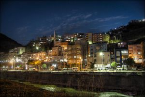 Night in Trabzon by narvils