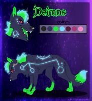 New Character Concept: Deimos by WindWo1f