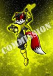 Sinestro Corps Shard by Berty-J-A