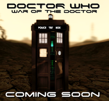 Doctor Who- War of The Doctor (Teaser Picture) by DoctorBadger
