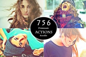 772 Actions bundle by Linspace by linspace