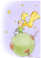 The Little Prince by beti123