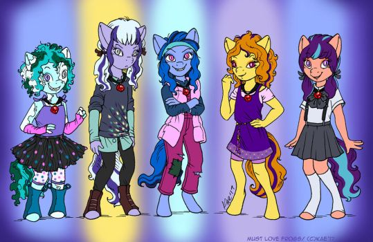 Adagio's Riot by MustLoveFrogs