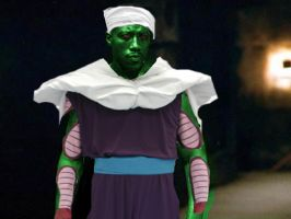 Wesley Snipes Piccolo by SteveIrwinFan96