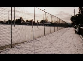 Snow 16.8.2011 by LauraLeeIlly