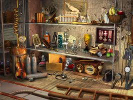 Hidden object by pontzy