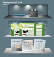 Presentation Dock by NewJayne