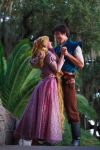 Rapunzel and Flynn - Tangled by ReaganKathryn