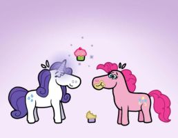 MLP RQ: Cupcake by Cookie-Lovey
