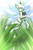 A Wild Ash Apeared by TheTwistedCartoonist