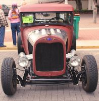 Hot Rod Coupe by StallionDesigns