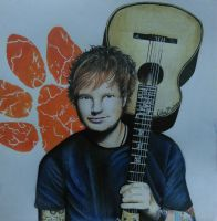 Ed Sheeran  by chloemeehan1