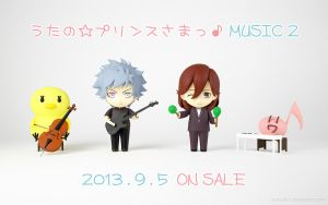 UTAPRI - MUSIC 2 by Mutsuki-c