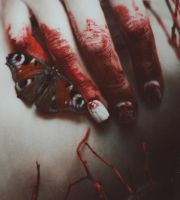 I saw her soul leave her body by NataliaDrepina
