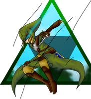 ~Assassin Link~ by TwiliYoshi