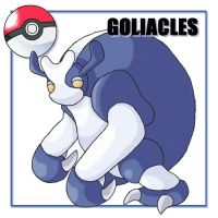 Goliacles by KangasKid