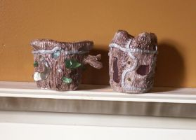 Mine Jewels Candle Holders by ErikDShipley