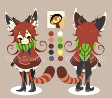 Red Panda [CLOSED] by MADoptables