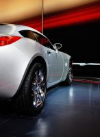Solstice Coupe Profile by kdjohnston