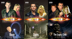 Doctor Who 9th Doctor Book Set by 10kcooper