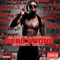 Lil Wayne - Dedication 4 by Eye9FiveDesigns