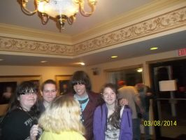 Me and friends (derping) with Marty Scott by koolkitty9