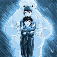 BH6: We Could be Immortals by SnowBunny91