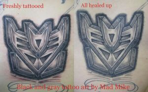 Transformer comparison by madtattooz
