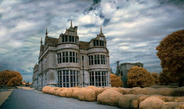 Kirby Hall 1/6 by egypt04