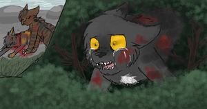 Ravenpaw Discovers the Truth by CascadingSerenity